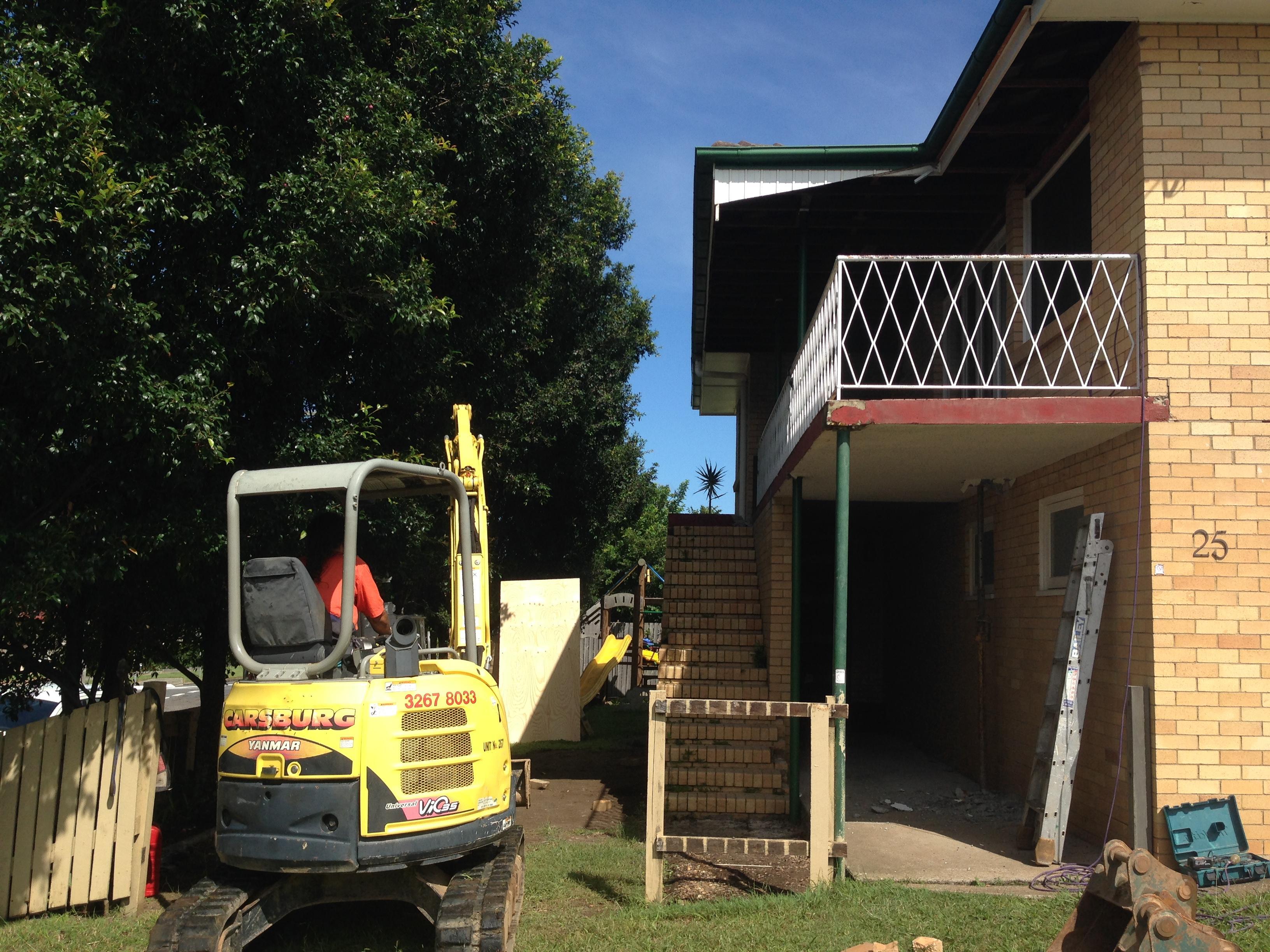 Demolish and Rebuild - Bishop Constructions