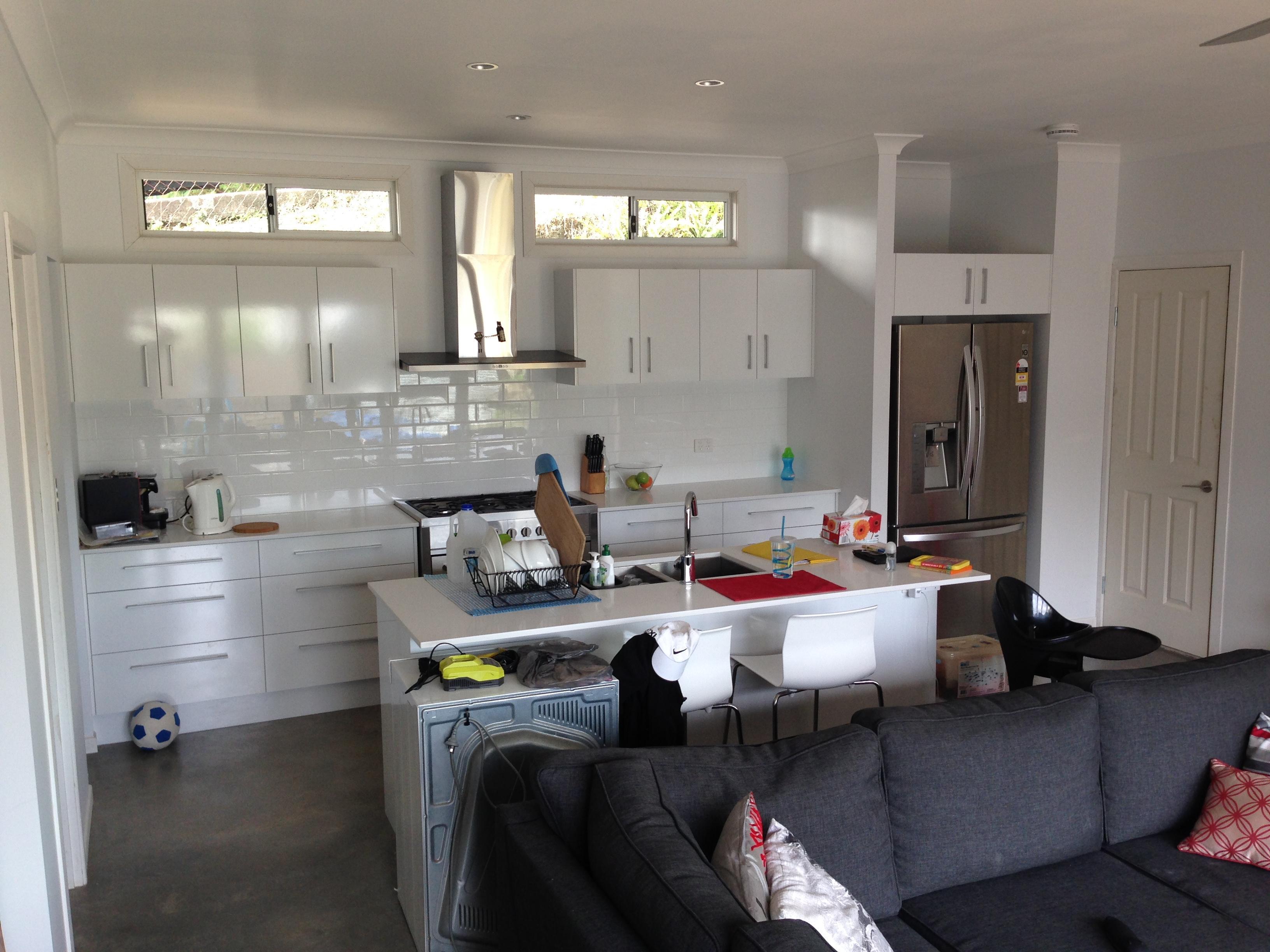 Kitchen Renovation Morningside - Bishop Construction Services
