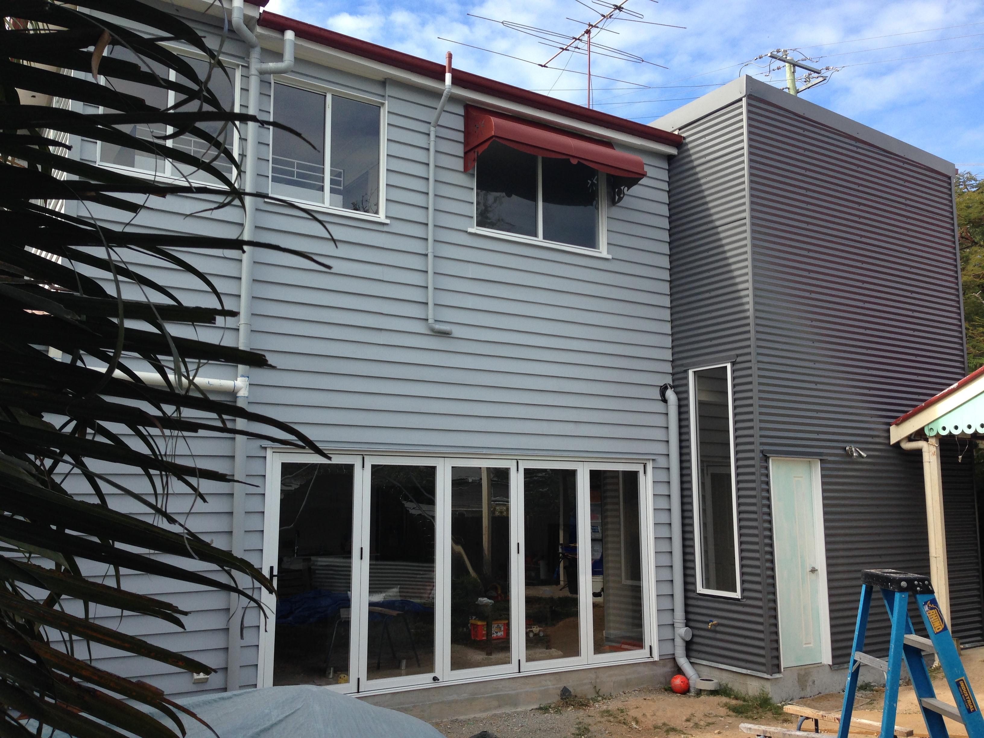 Morningside Queenslander Project - Bishop Construction Services