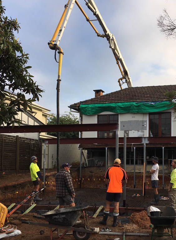 Holland Park Deck Extension - Bishop Construction
