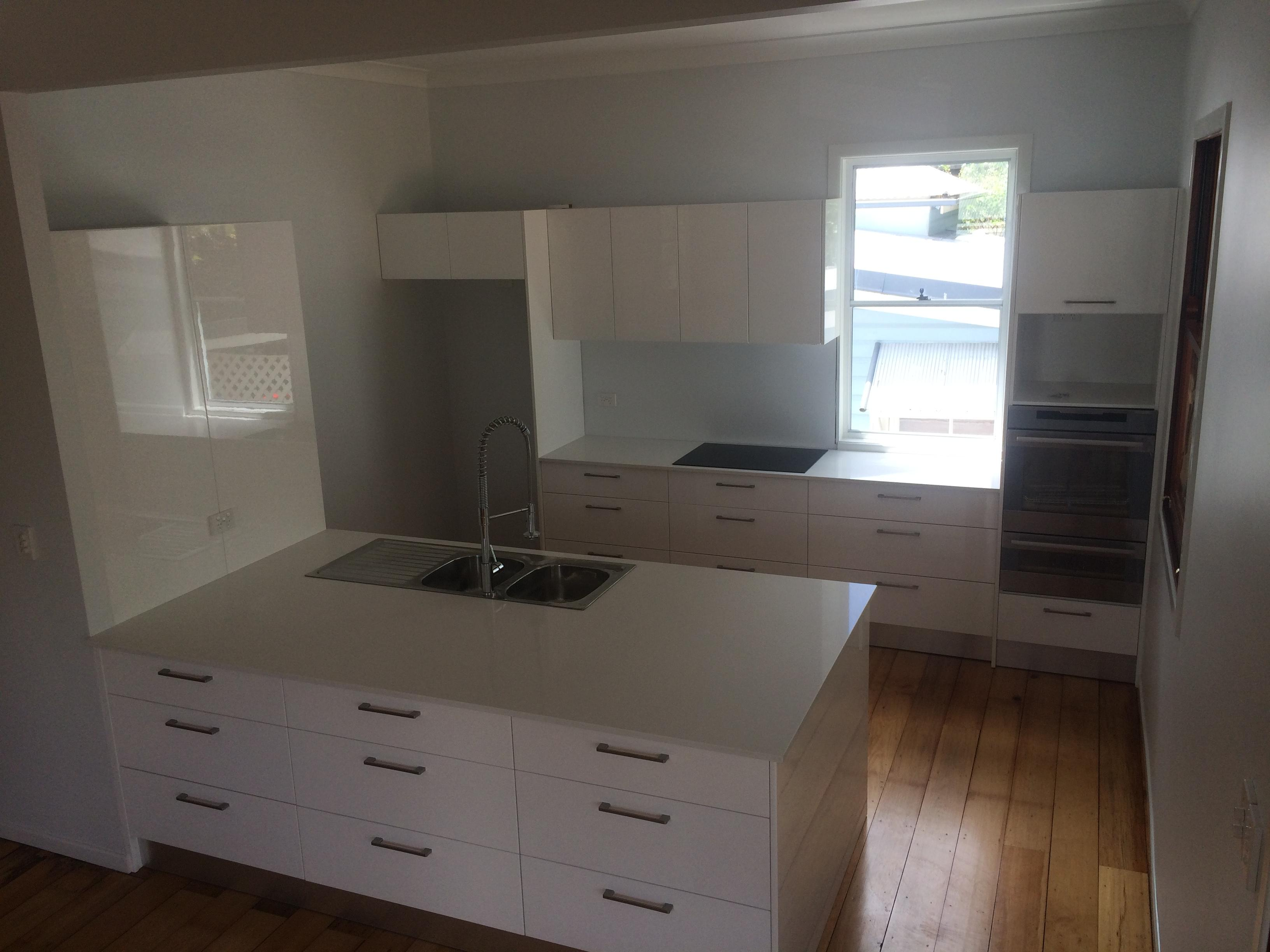 Kitchen Renovation Grange - Bishop Construction Services