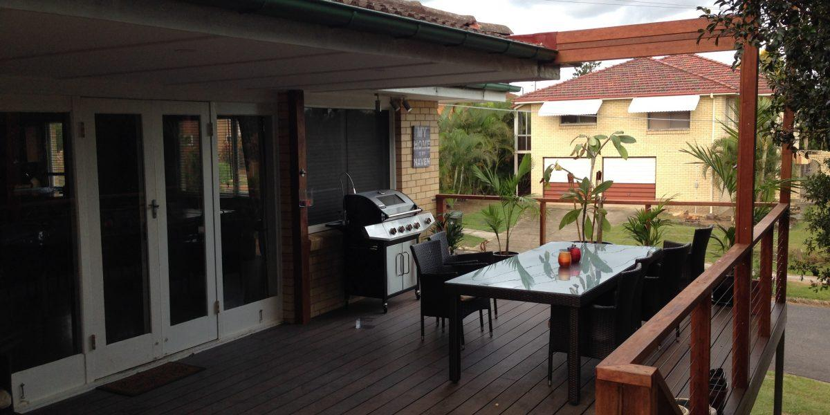 Chermside Outdoor Area/ Deck Builder - Bishop Construction Services