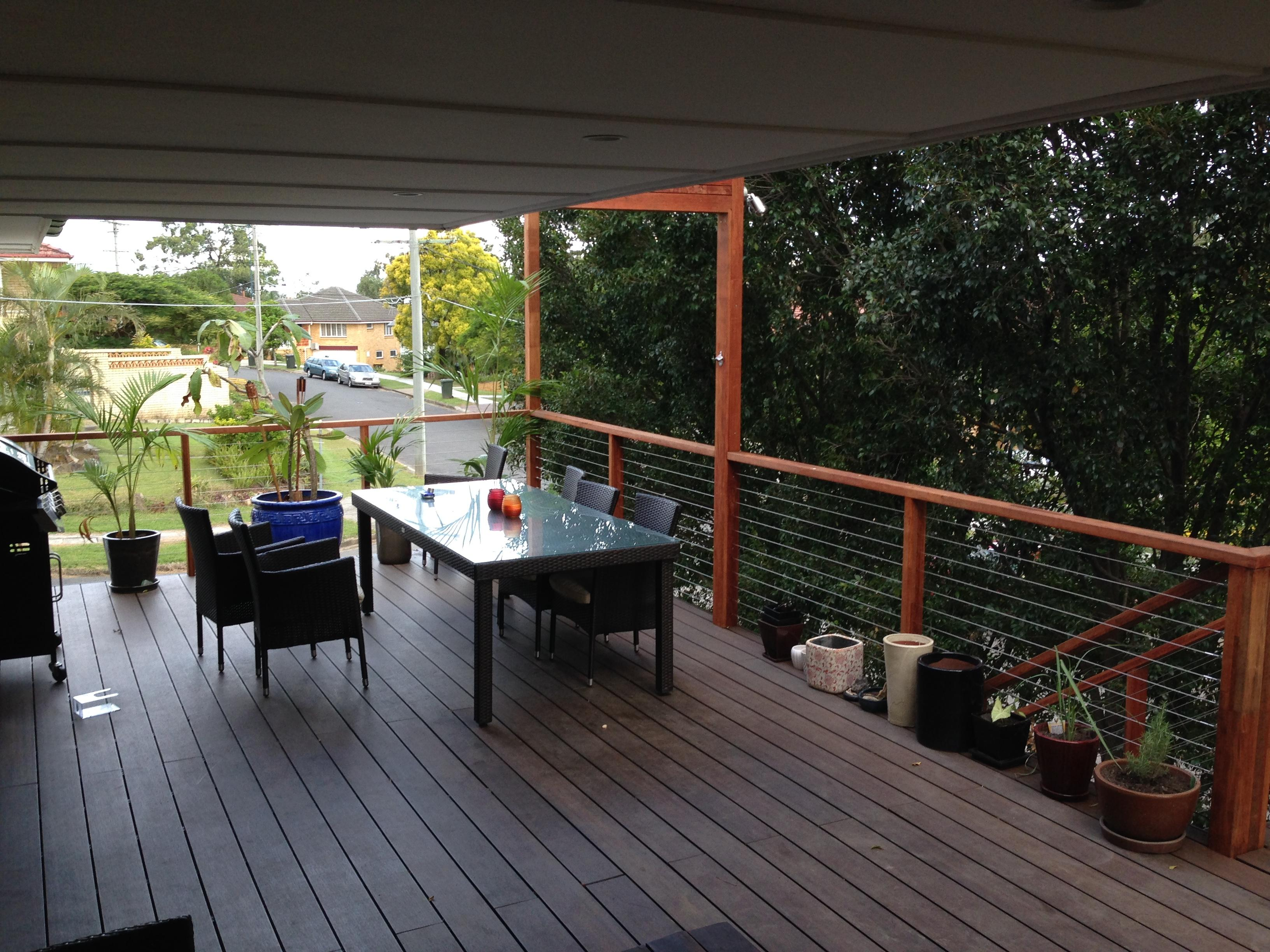 New Deck at Chermside Project - Bishop Construction Services