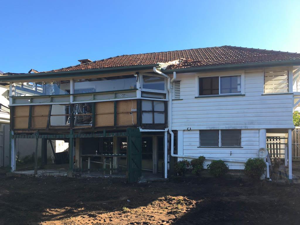bishop construction brisbane house raise
