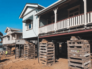 bishop construction brisbane raise and build under